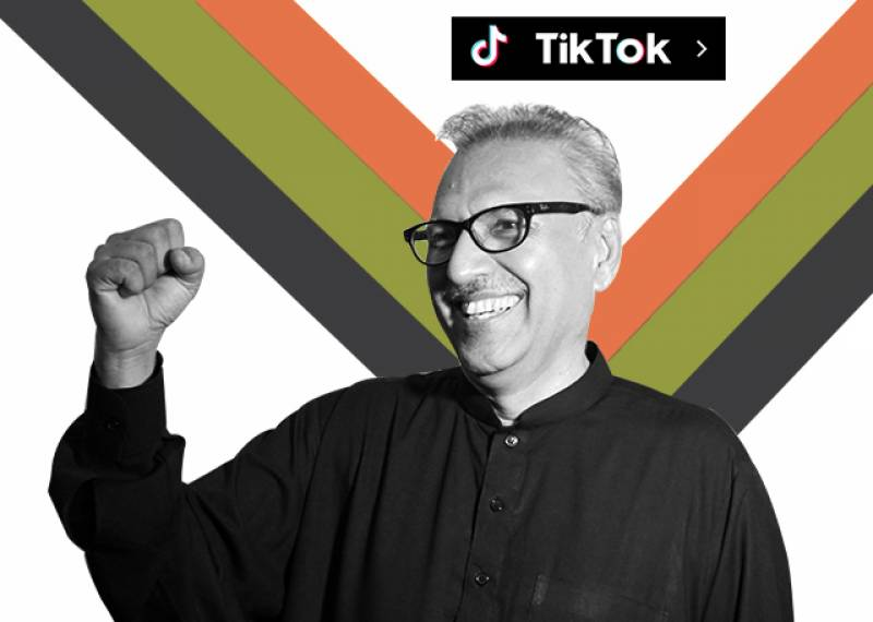 Pakistan President Dr Arif Alvi joins TikTok: Here's why