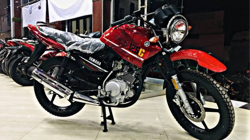 Yamaha increases motorbike prices by up to Rs15,000