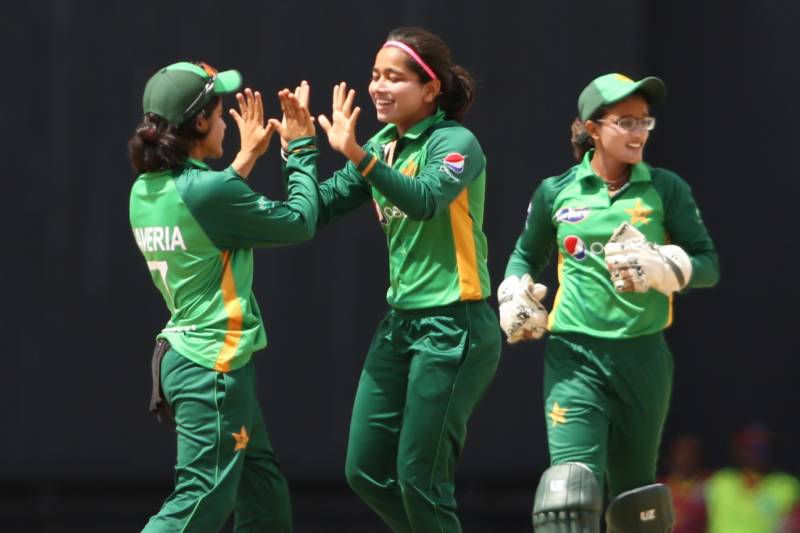 Fatima Sana powers Pakistan to victory in final ODI against West Indies