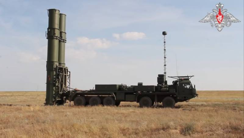 Russia unveils first footage of S-500 surface-to-air missile system in action