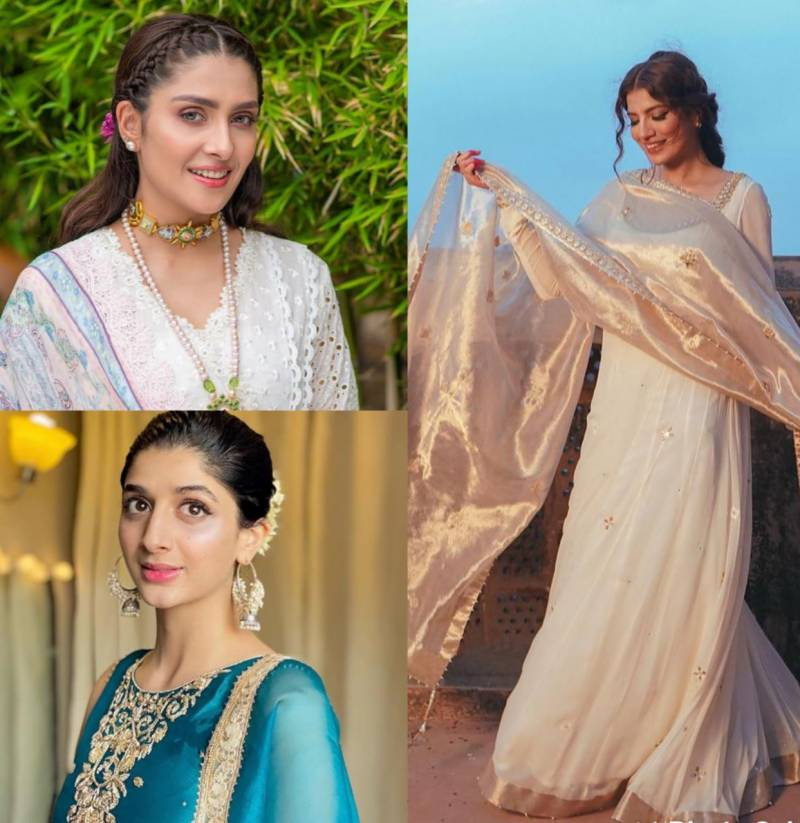 Style Files: Pakistani stars send Eid greetings to their fans