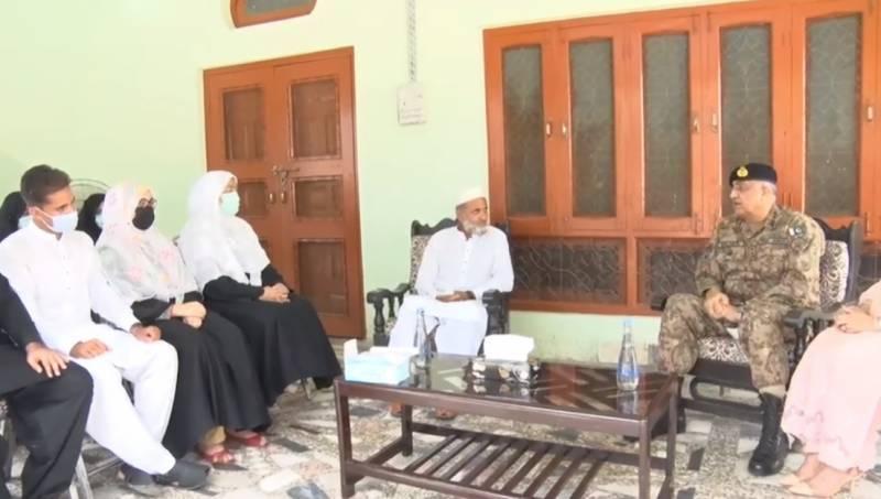 COAS Bajwa reiterates to defeat enemies of Pakistan