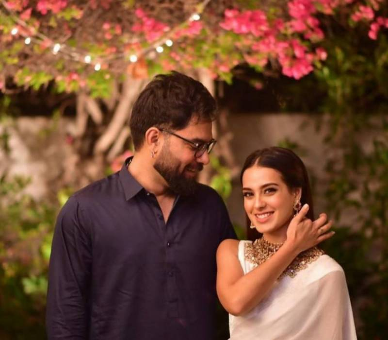 Iqra Aziz and Yasir Hussain welcome first baby