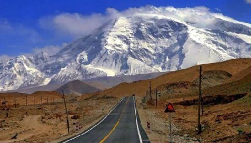 Karakoram Highway cleared for traffic