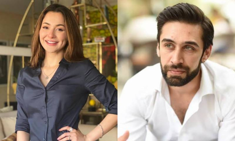 Kill, Marry or Date? Here's what Hania Aamir would like to do to Ali Rehman Khan