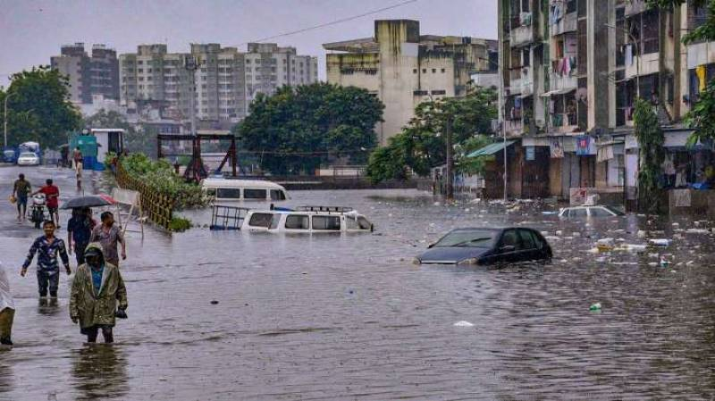 Death toll reaches 136 as heavy rains trigger floods, landslides in India