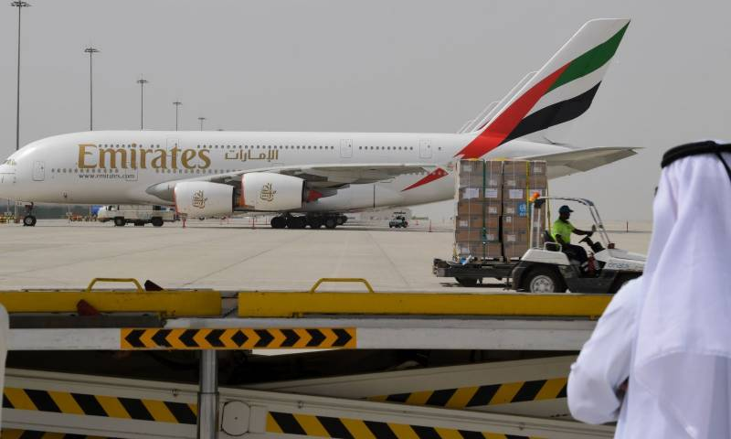Emirates extends ban on flights from Pakistan amid Covid variant fears