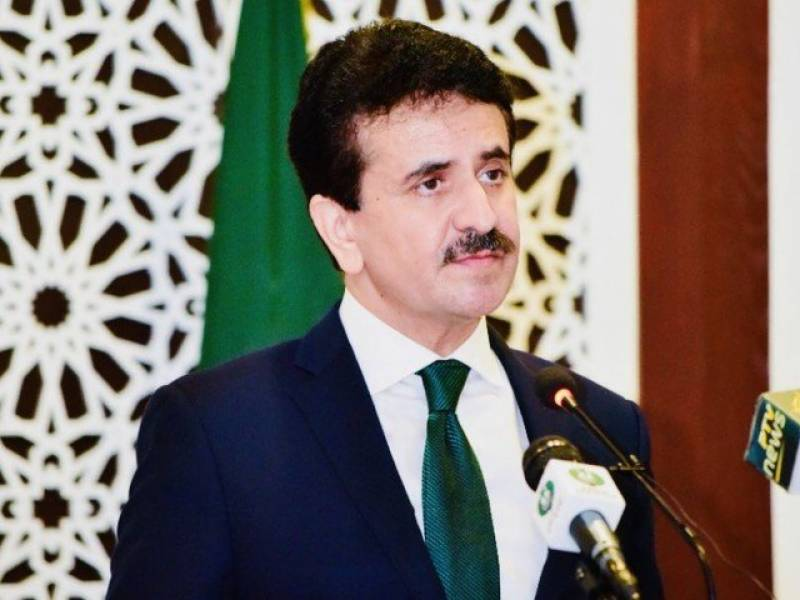 Pakistan rejects India's baseless remarks on Kashmir, CPEC
