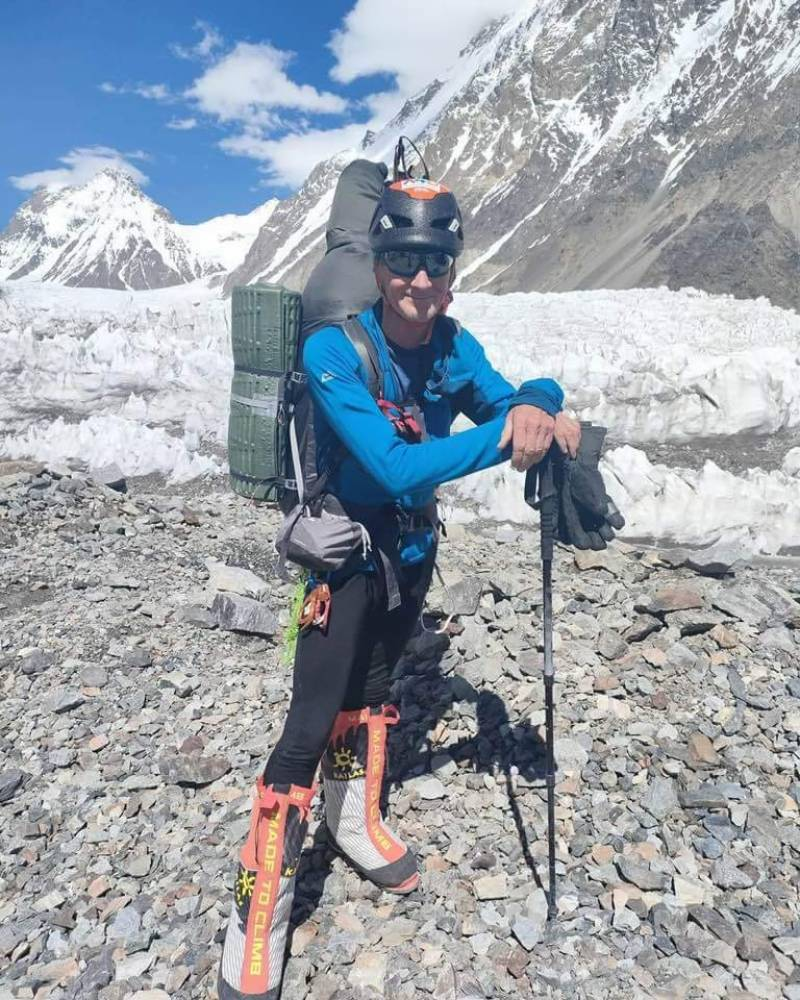 Scottish climber feared dead while scaling K2 in Pakistan
