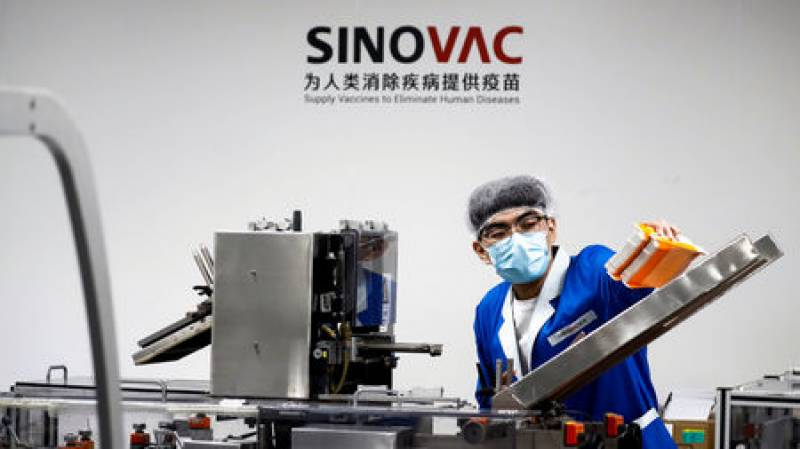 Antibodies from Sinovac's Covid vaccine decline after six months, reveals latest study