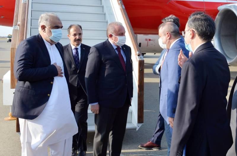 First trilateral meeting of Pakistan, Azerbaijan and Turkey's parliament speakers in Baku tomorrow