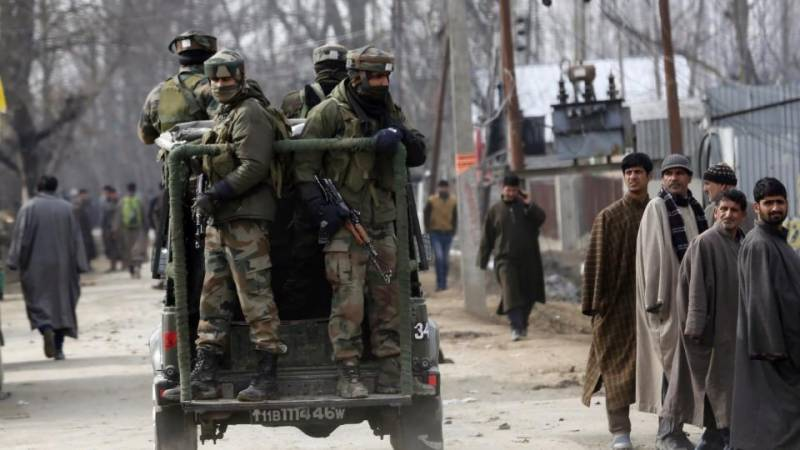 Kashmiris call for civil curfew on Indian president's visit amid unabated killings
