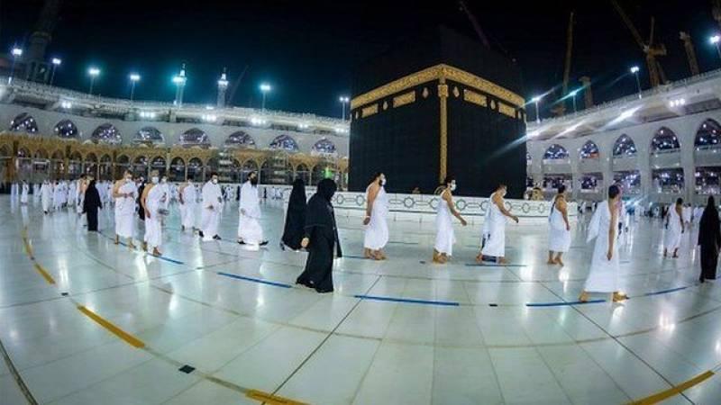 Saudi Arabia resumes Umrah for international pilgrims