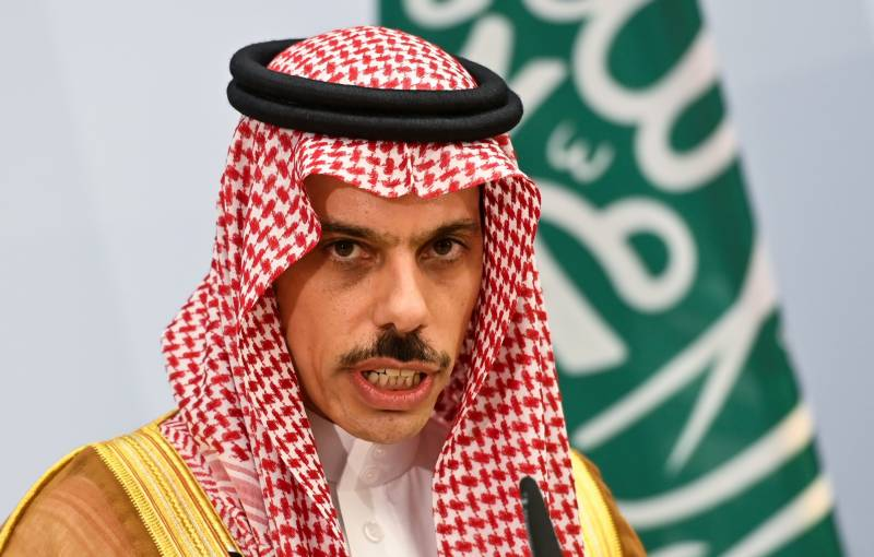 Saudi foreign minister due in Pakistan tomorrow