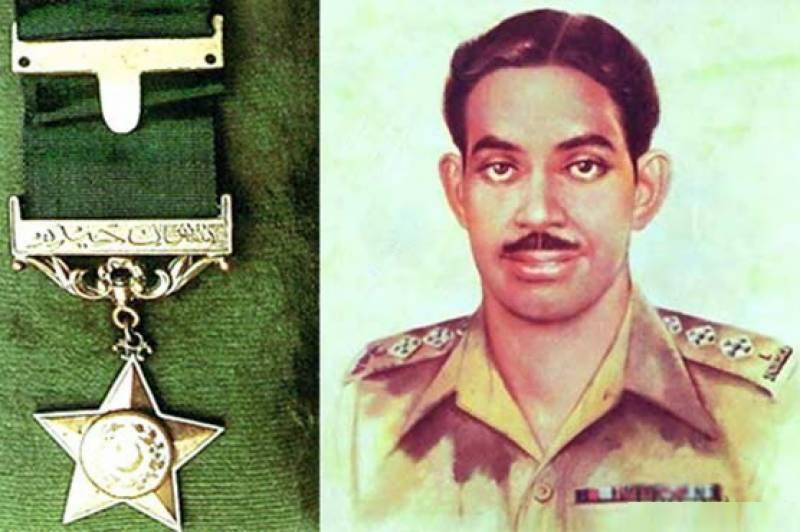 Pakistan's first-ever 'Nishan-e-Haider' recipient Capt. Sarwar Shaheed remembered on martyrdom anniversary