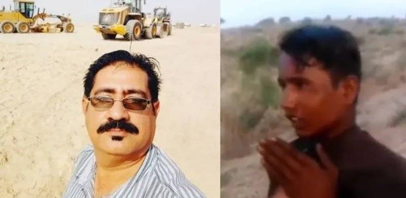 Man arrested for forcing Hindu worker to abuse deities in Tharparkar (VIDEO)