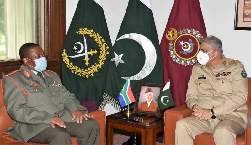 South Africa lauds Pakistan's role in Afghan Peace Process