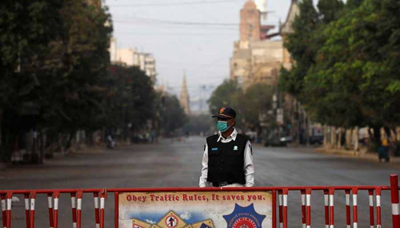 All 'unnecessary movement' restricted in Karachi after 6pm as Covid infection rate hits 26pc