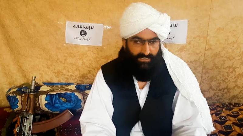Outlawed TTP chief threatens 'holy war' on Pakistan in CNN interview as Afghan Taliban gain power