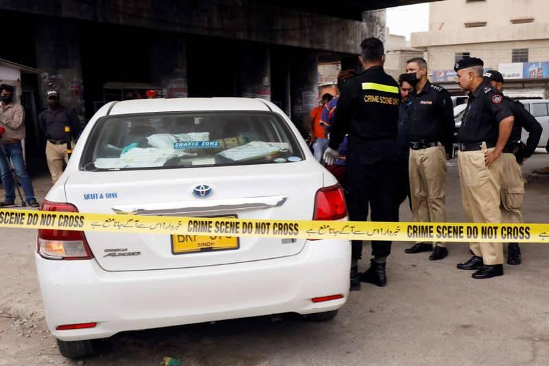 Chinese national injured in Karachi gun attack