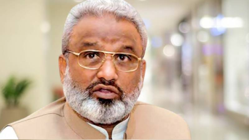 Ex-CM Sindh Arbab Ghulam Rahim appointed as PM's aide on Sindh affairs