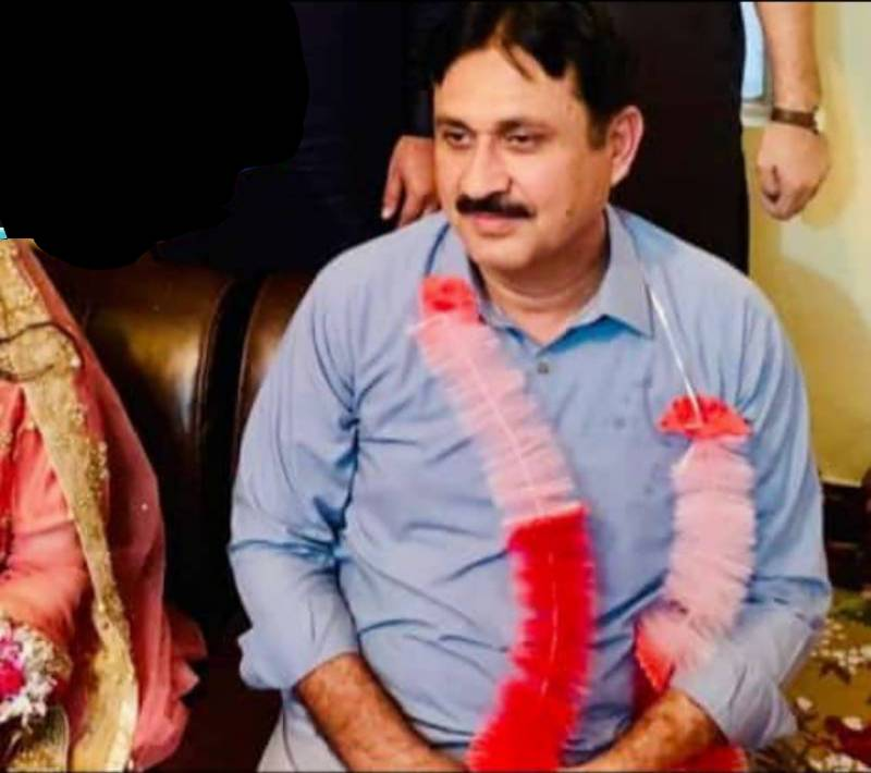 Ex-lawmaker Jamshed Dasti ties the knot