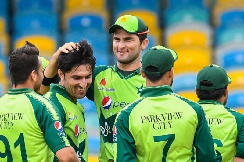 PAKvWI – First T20I between Pakistan, West Indies called off due to rain