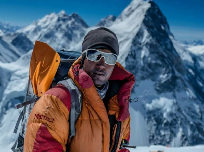 Sajid Sadpara scales K2 amid expedition to search father's body