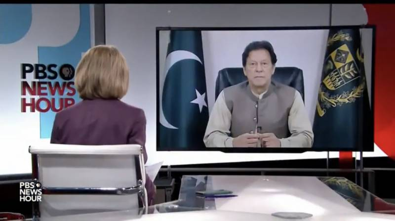 PM Imran says anyone who commits rape is solely responsible for the crime
