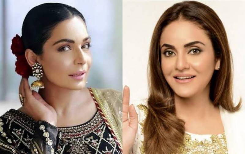 Meera wanted to have fake scandal with Ali Zafar, reveals Nadia Khan