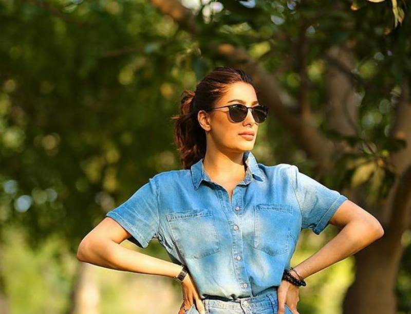 Mehwish Hayat shares her two cents on patriarchal violence