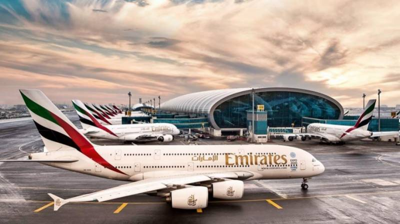 Emirates, Etihad extend ban on travelers from COVID-hit countries including Pakistan