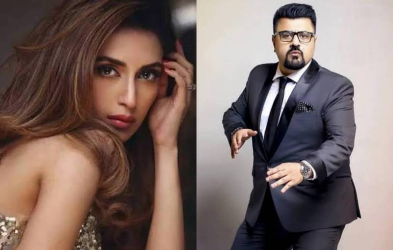 Iman Aly's witty remarks about Ahmed Ali Butt win hearts (VIDEO)