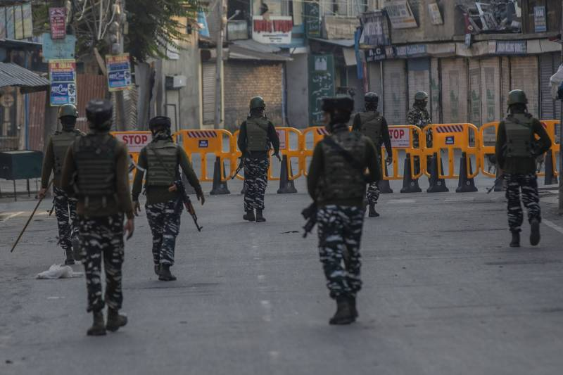 India 'ready' to restore special status of occupied Kashmir at 'appropriate time'