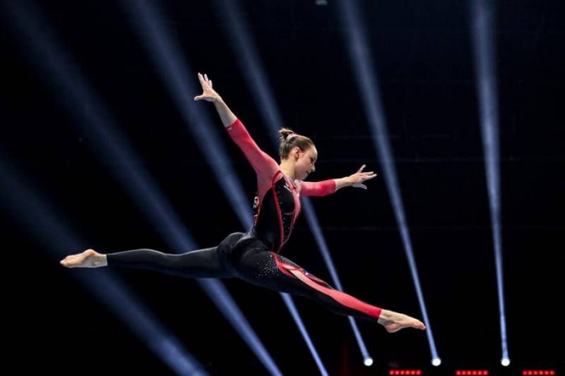 Tokyo Olympics - German gymnasts wear full-body suits as protest against 'sexualisation'