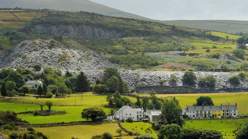 Welsh slate is now on list of Unesco World Heritage Sites