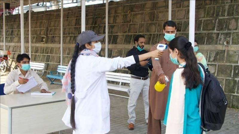 Coronavirus takes 86 more lives in Pakistan