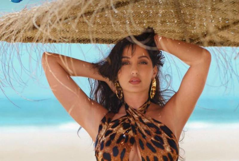 Nora Fatehi celebrates 30m Instagram followers with sizzling photoshoot in Morocco