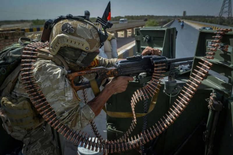 Kandahar at 'serious risk of falling' as Taliban besiege key cities in Afghanistan