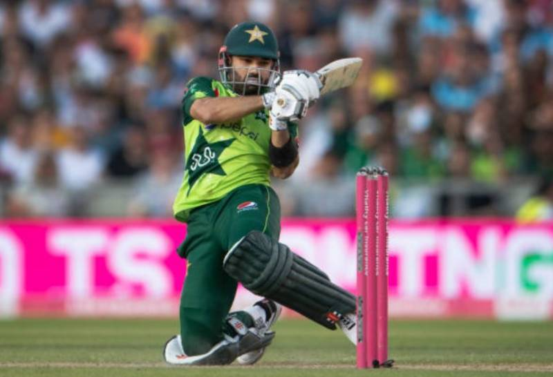 Rizwan makes new world record by scoring highest T20I runs in a year