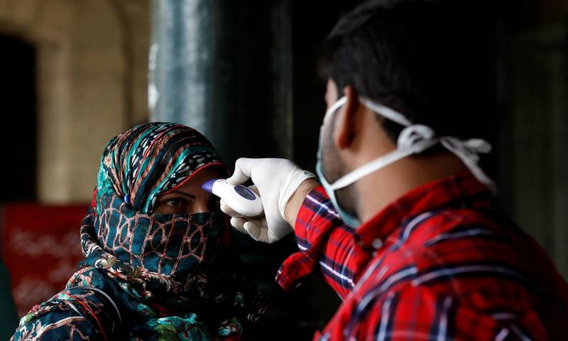 Pakistan reports highest daily COVID cases in 3 months as positivity ratio soars to 8.46pc