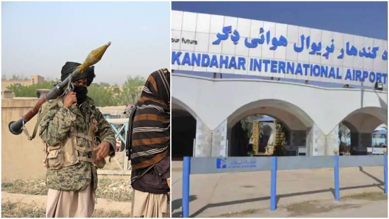 Afghanistan halts flight operation at Kandahar airport after rocket attacks