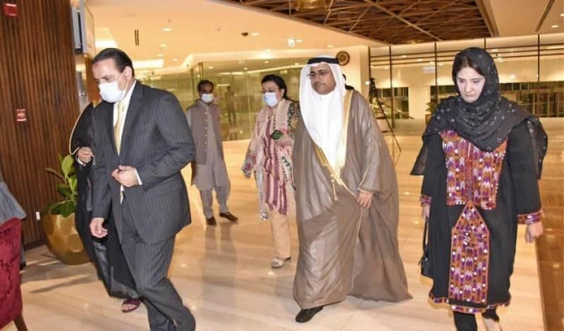 Arab Parliament speaker arrives in Pakistan on first visit to boost ties
