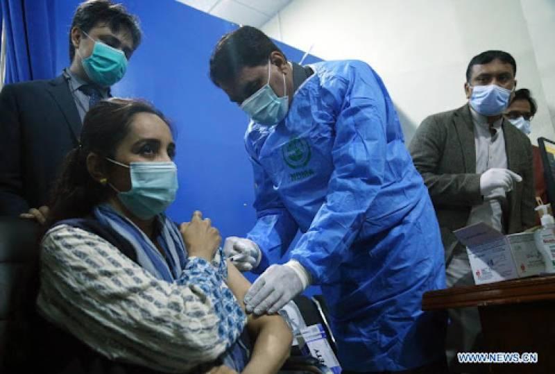 Pakistan reaches 30m Covid vaccination milestone