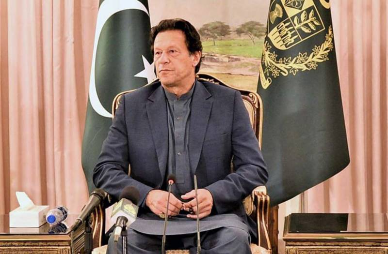 PM Imran opposes complete lockdown in the country