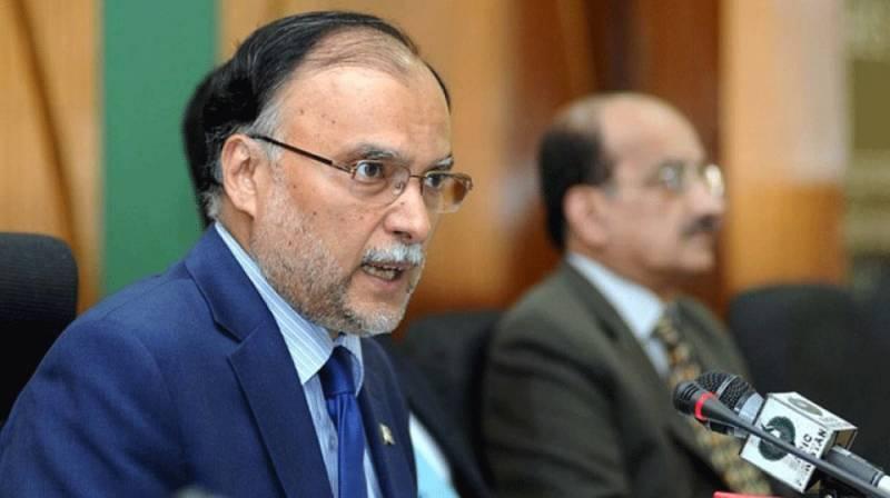 PMLN's Ahsan Iqbal contracts coronavirus again