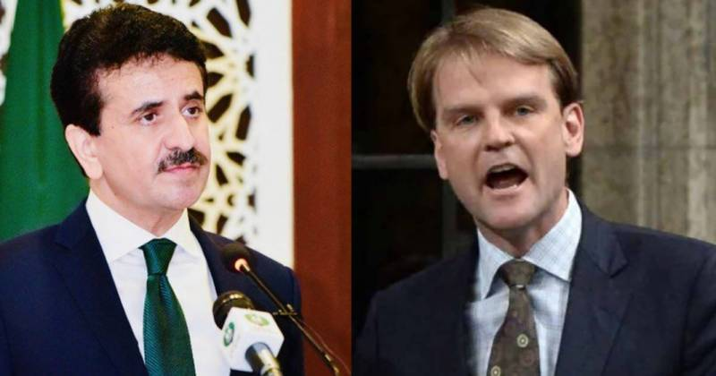 MOFA rejects assertions made against Pakistan by ex-Canadian minister
