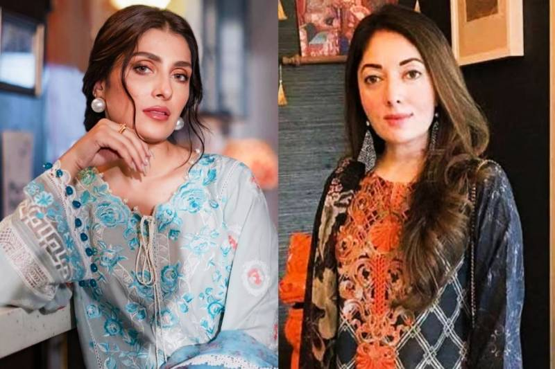 Sharmila Faruqui lashes out at Ayeza Khan's controversial scene from 'Laapata'