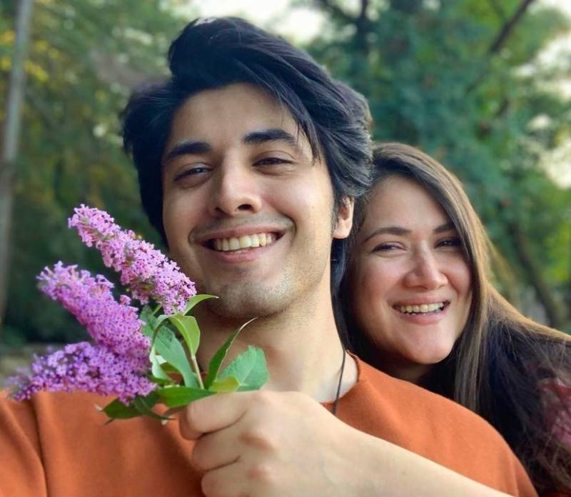 Danyal Zafar drops hint about getting married soon