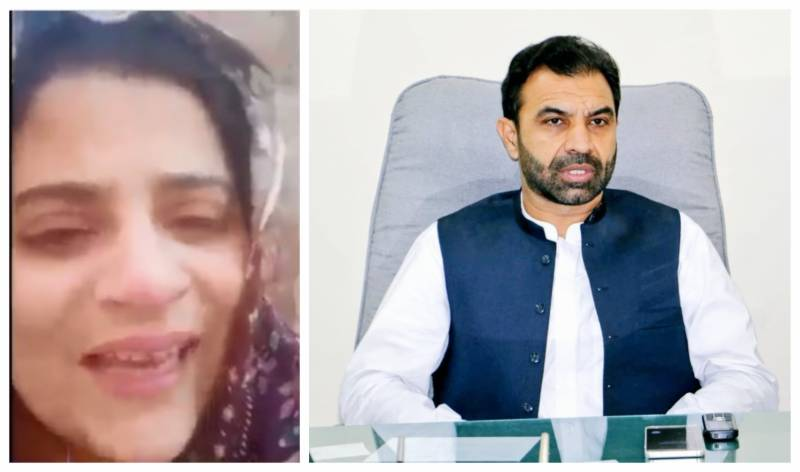 'Cannot spend nights with Ziaullah Bangash!' Kohat woman accuses PTI MPA of harassment in viral video